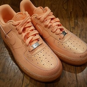 Nike AF1 Low Sneakers- size 6
